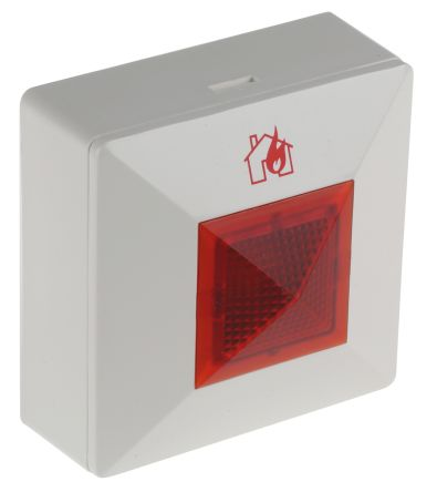 Fulleon Buzzer Beacon Red LED, 5 → 30 V dc, IP23