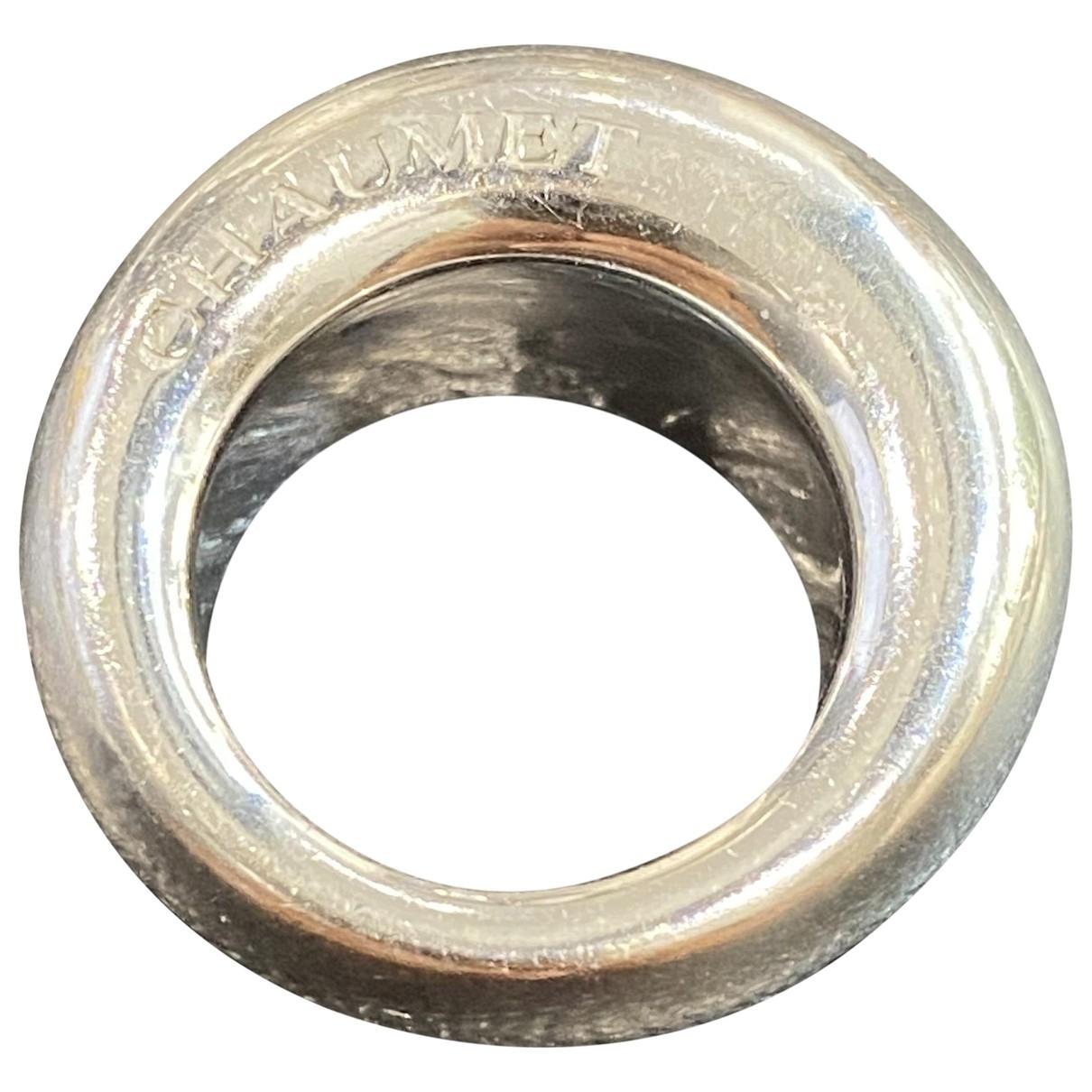Chaumet Anneau Ring in Weissgold