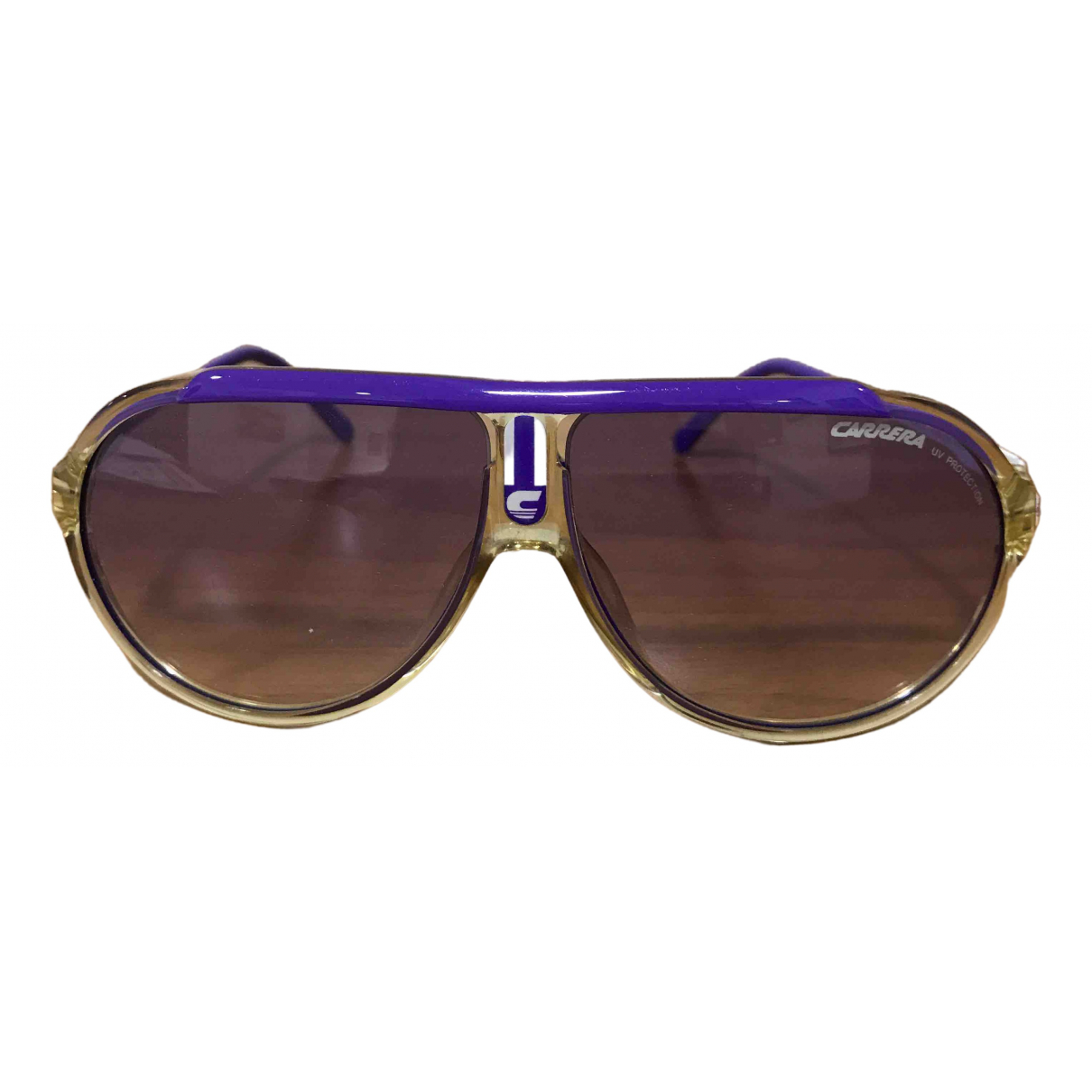 Carrera \N Purple Sunglasses for Women \N