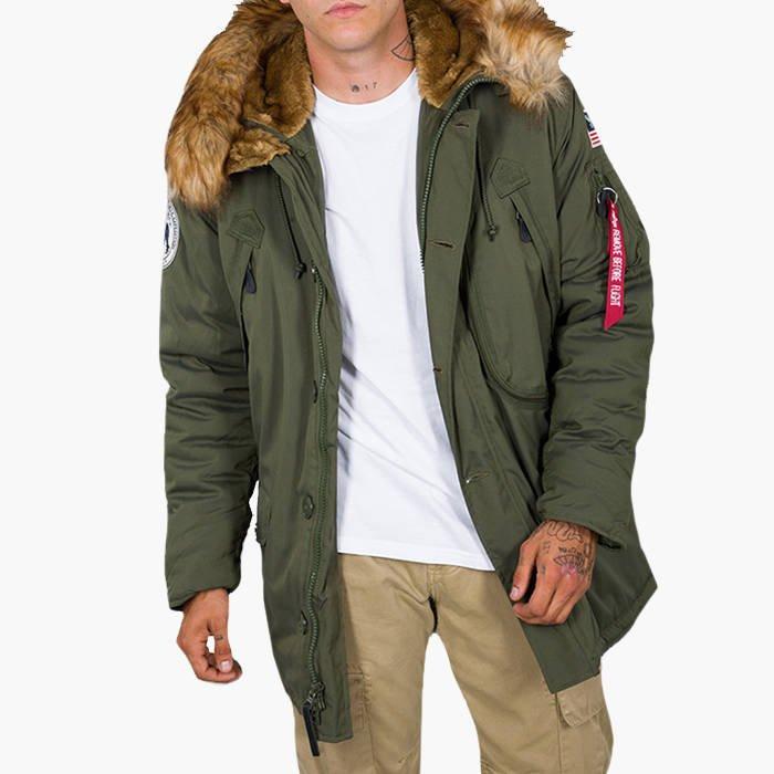 Alpha Industries Polar Jacket 123144 257