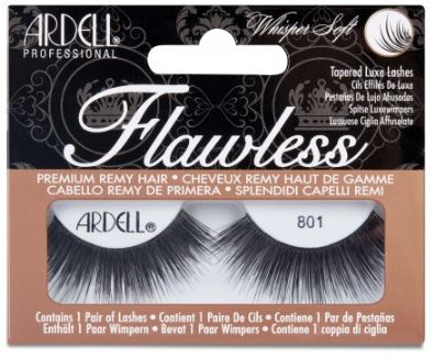 Flawless Tapered Luxe Lashes #801