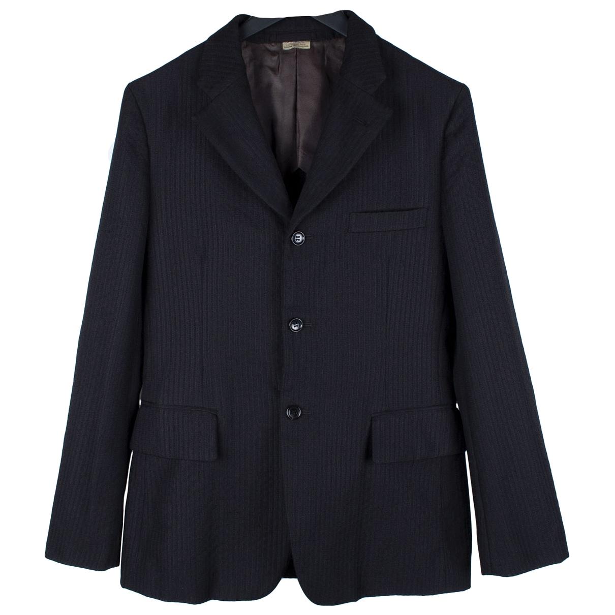 Comme Des Garcons \N Black jacket  for Men M International