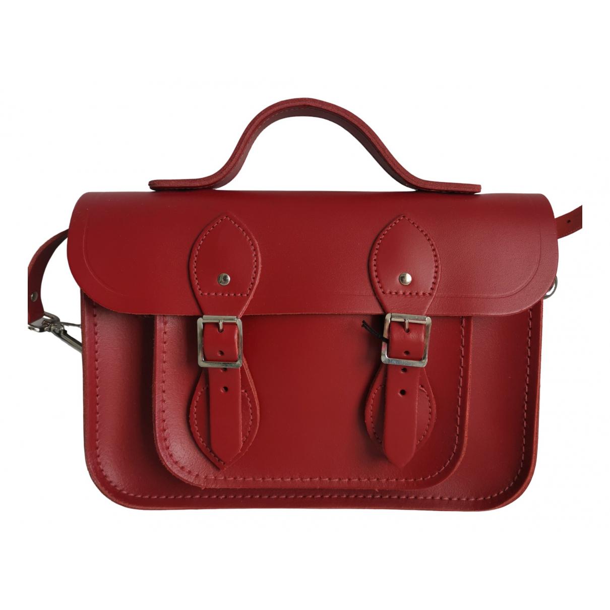 Cambridge Satchel Company \N Red Leather handbag for Women \N