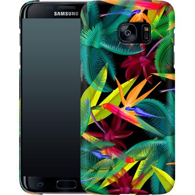 Samsung Galaxy S7 Edge Smartphone Huelle - Bird of Paradise von Mark Ashkenazi