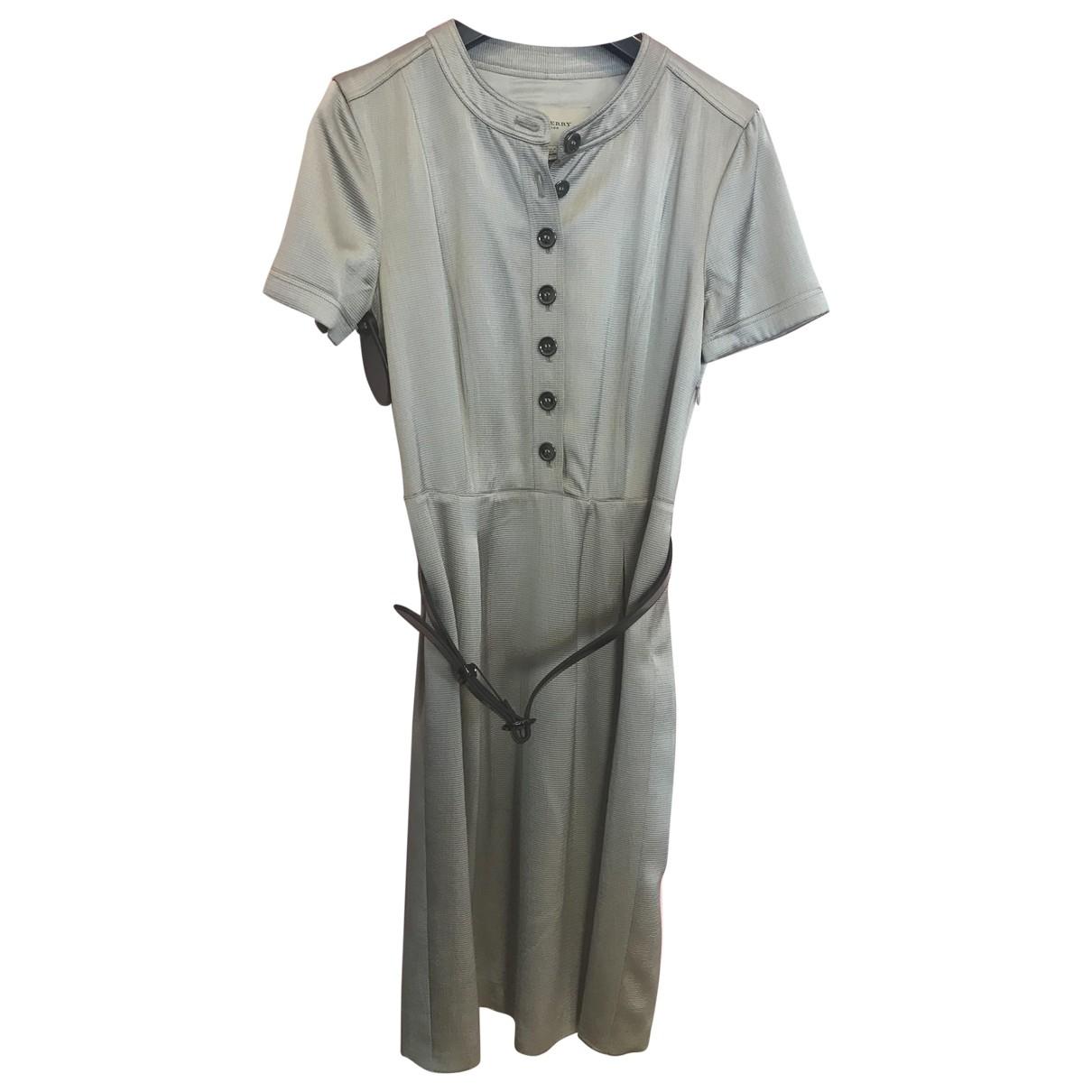Burberry \N Grey dress for Women S International