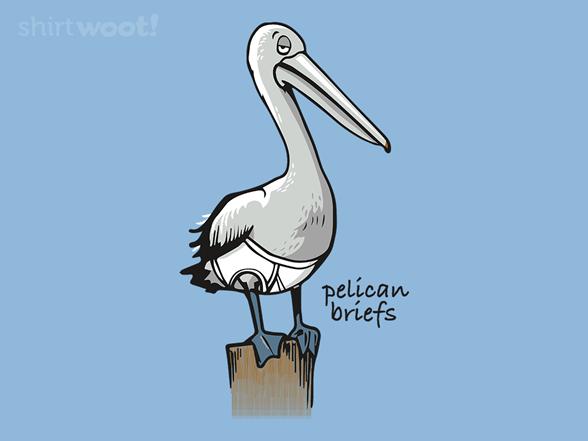 Pelican Briefs T Shirt