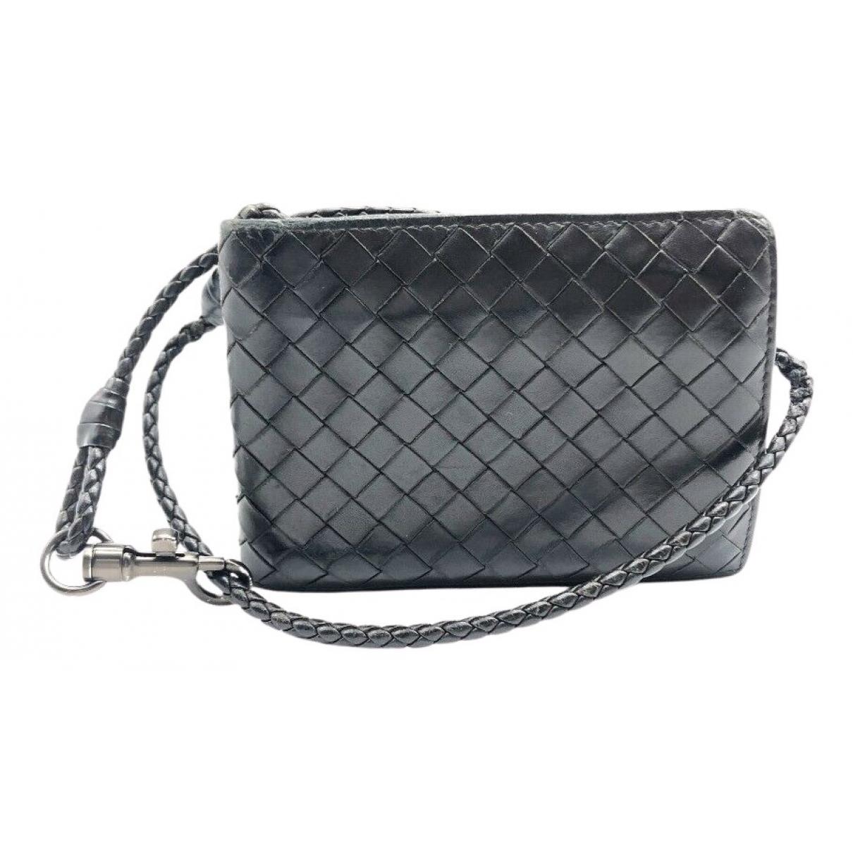 Bottega Veneta N Brown Leather wallet for Women N