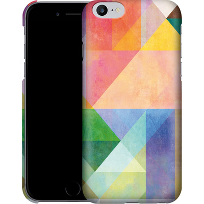 Apple iPhone 6s Plus Smartphone Huelle - Color Blocking 1 von Mareike Bohmer