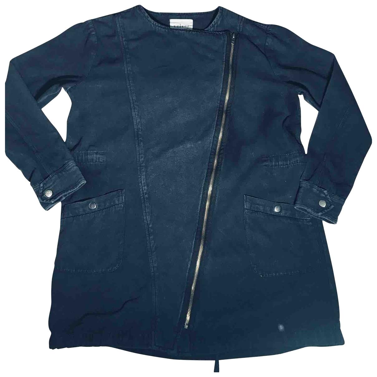 Graham & Spencer - Veste   pour femme en coton - anthracite