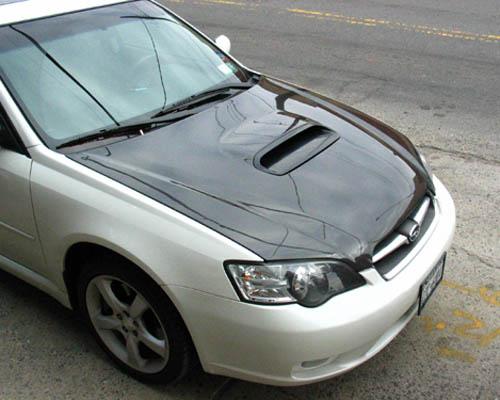 Advan Carbon BKSL05-AC983HC OEM Style Carbon Fiber Hood Subaru Legacy 2005-2010