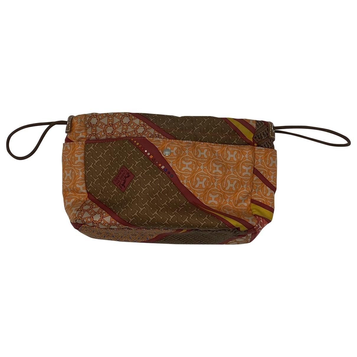 Hermès Fourbi Multicolour Silk Clutch bag for Women \N