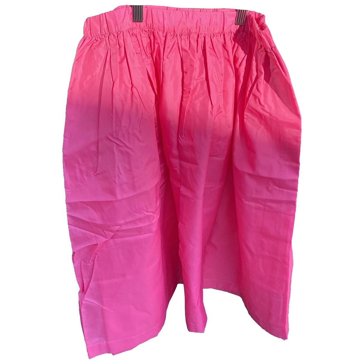 Comme Des Garcons - Jupe   pour femme - rose