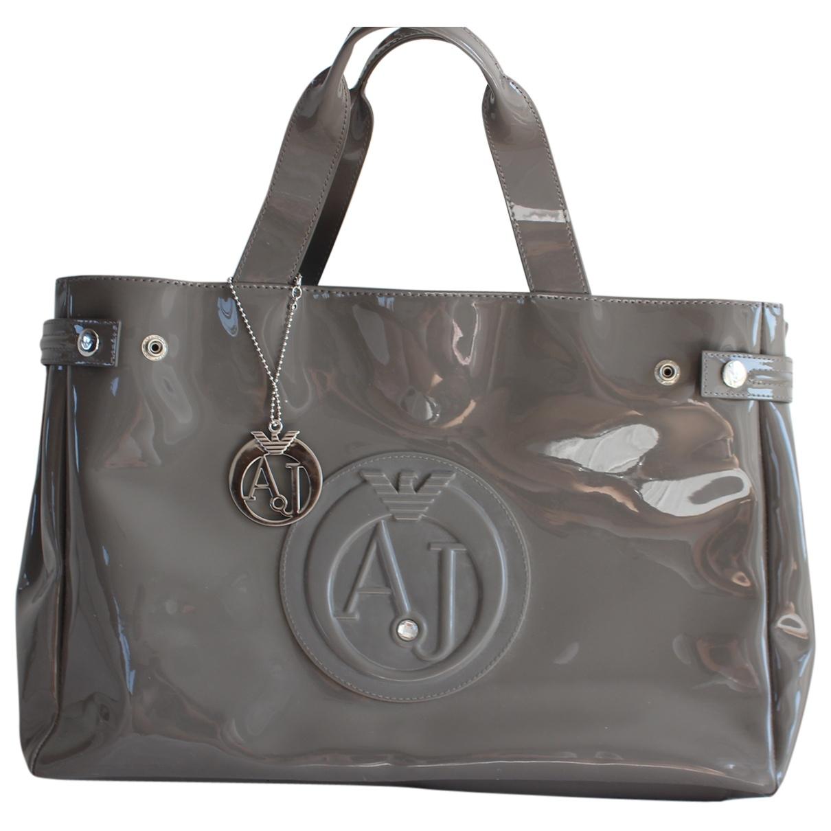 Armani Jeans \N Grey handbag for Women \N