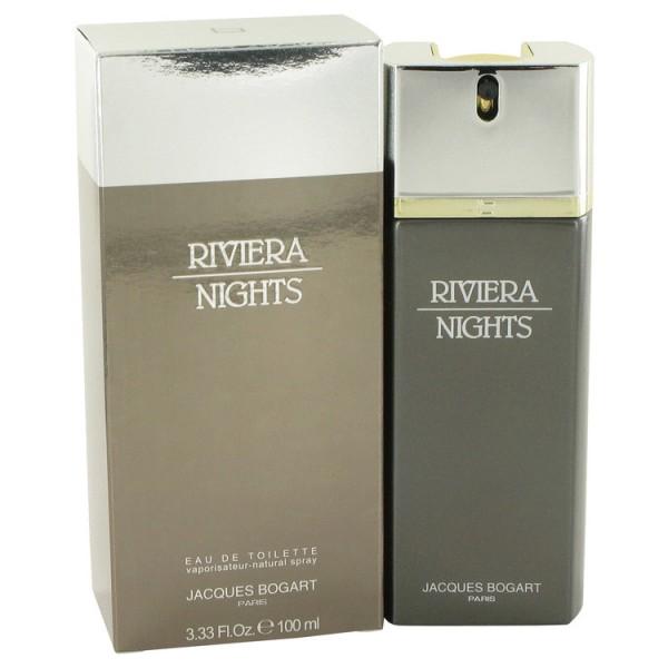 Riviera Nights - Jacques Bogart Eau de Toilette Spray 100 ML