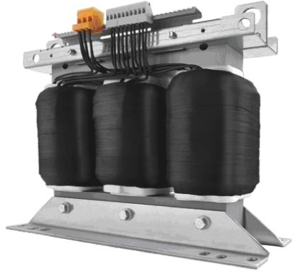 Block 8000VA Isolating Transformer, 400V ac Primary, 400V ac Secondary
