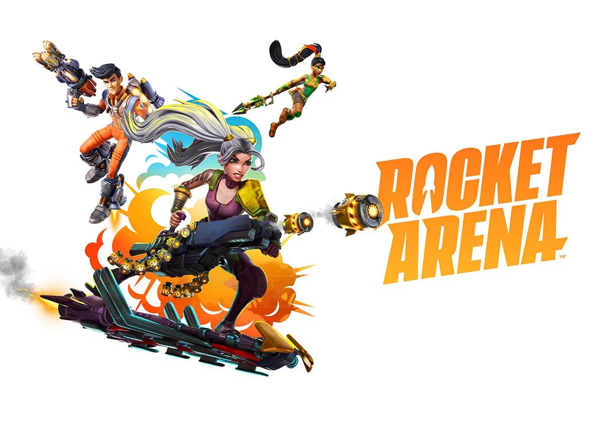 Rocket Arena EN/PL Languages Only Origin CD Key