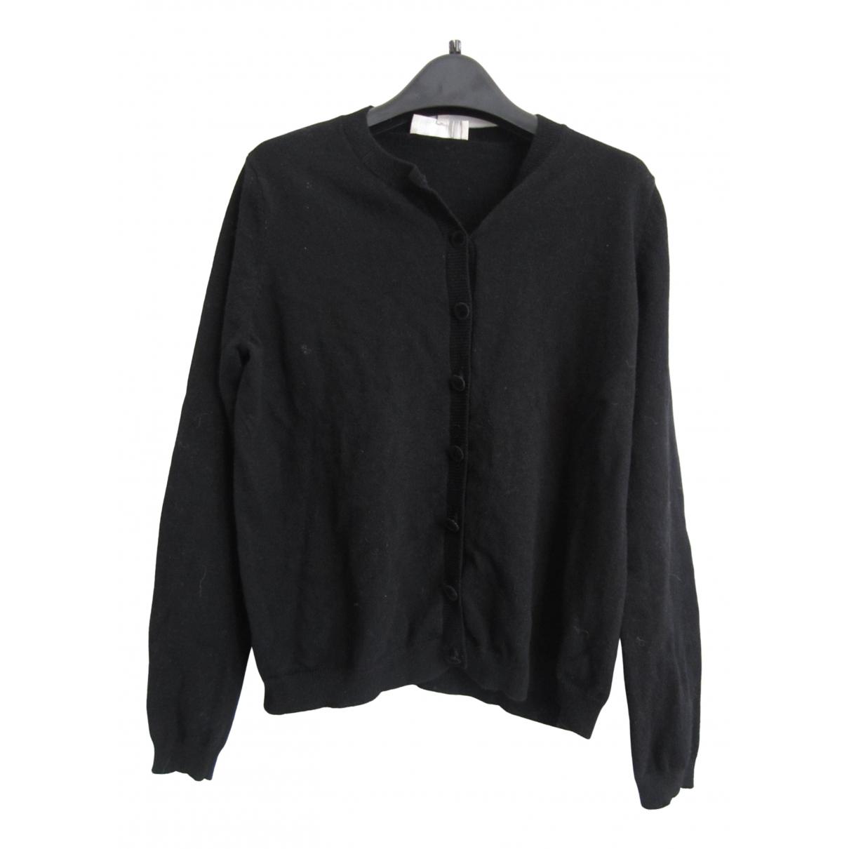 Sezane \N Pullover in  Schwarz Wolle