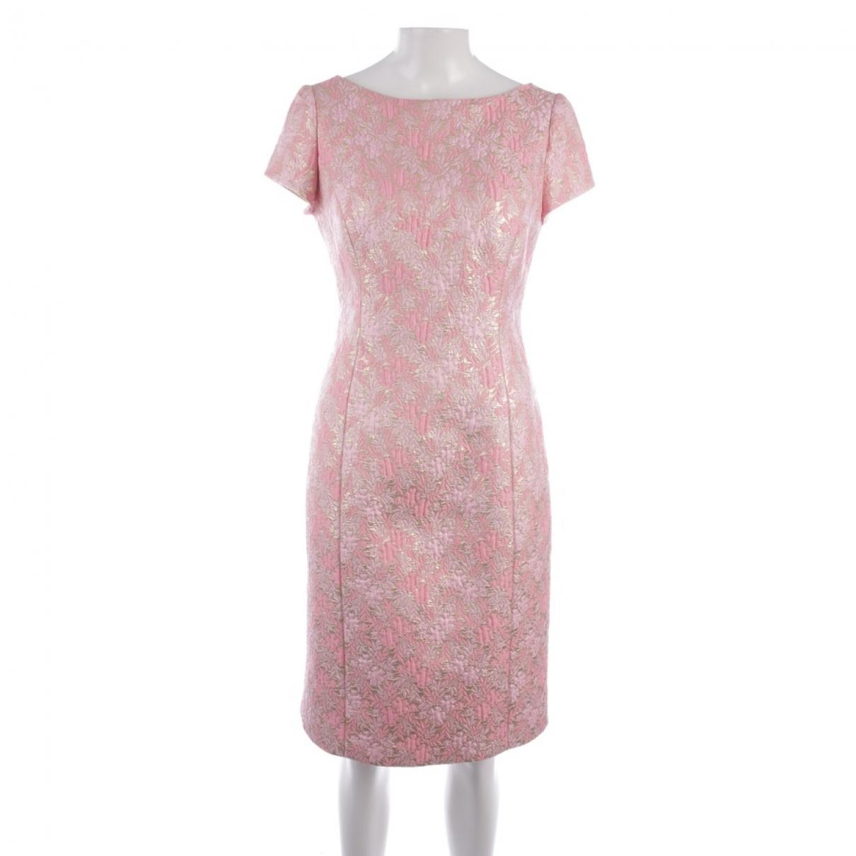 Prada \N Kleid in  Rosa Polyester