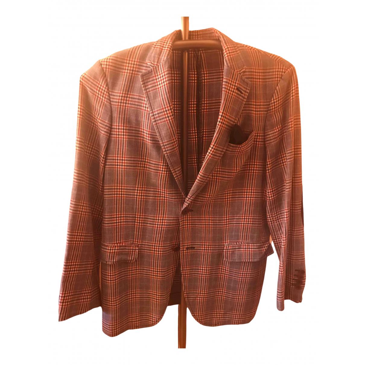Carolina Herrera \N Multicolour Cotton jacket  for Men L International