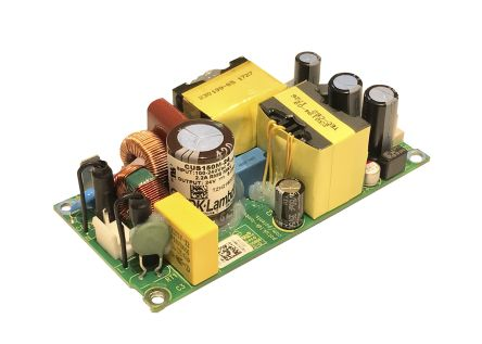 TDK-Lambda , 150W Embedded Switch Mode Power Supply SMPS, 28V dc, Open Frame, Medical Approved