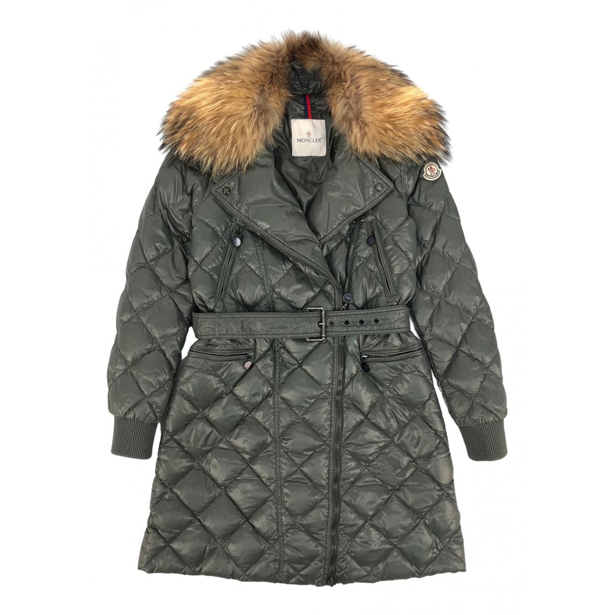 Moncler \N Green coat for Women S International