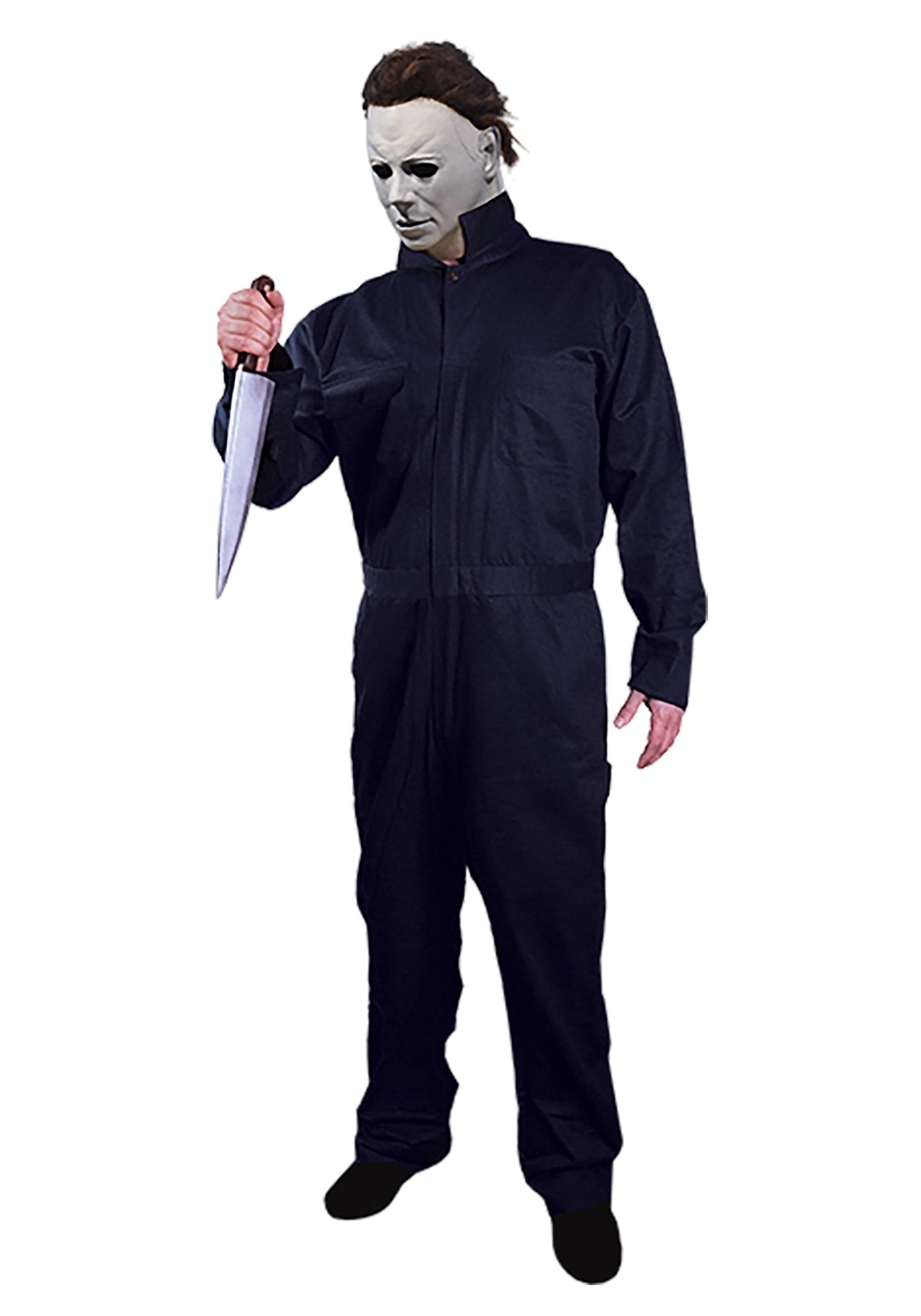 Halloween Michael Myers Costume Adult