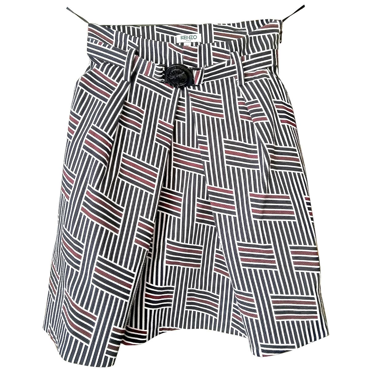 Mini falda Kenzo