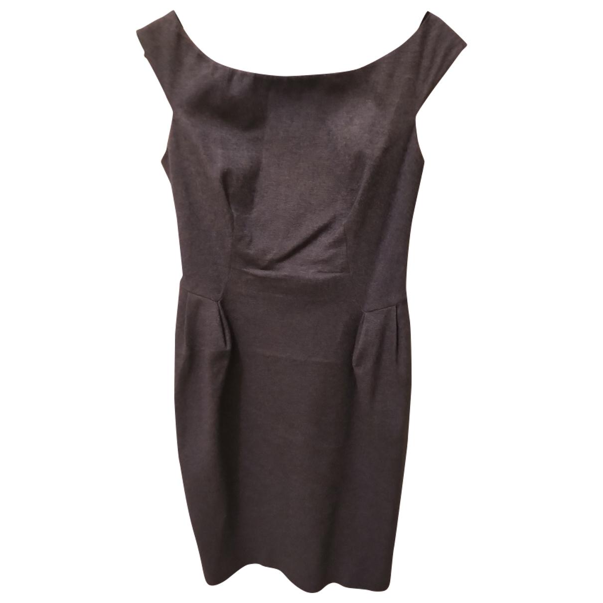 Ermanno Scervino \N Purple dress for Women 44 IT