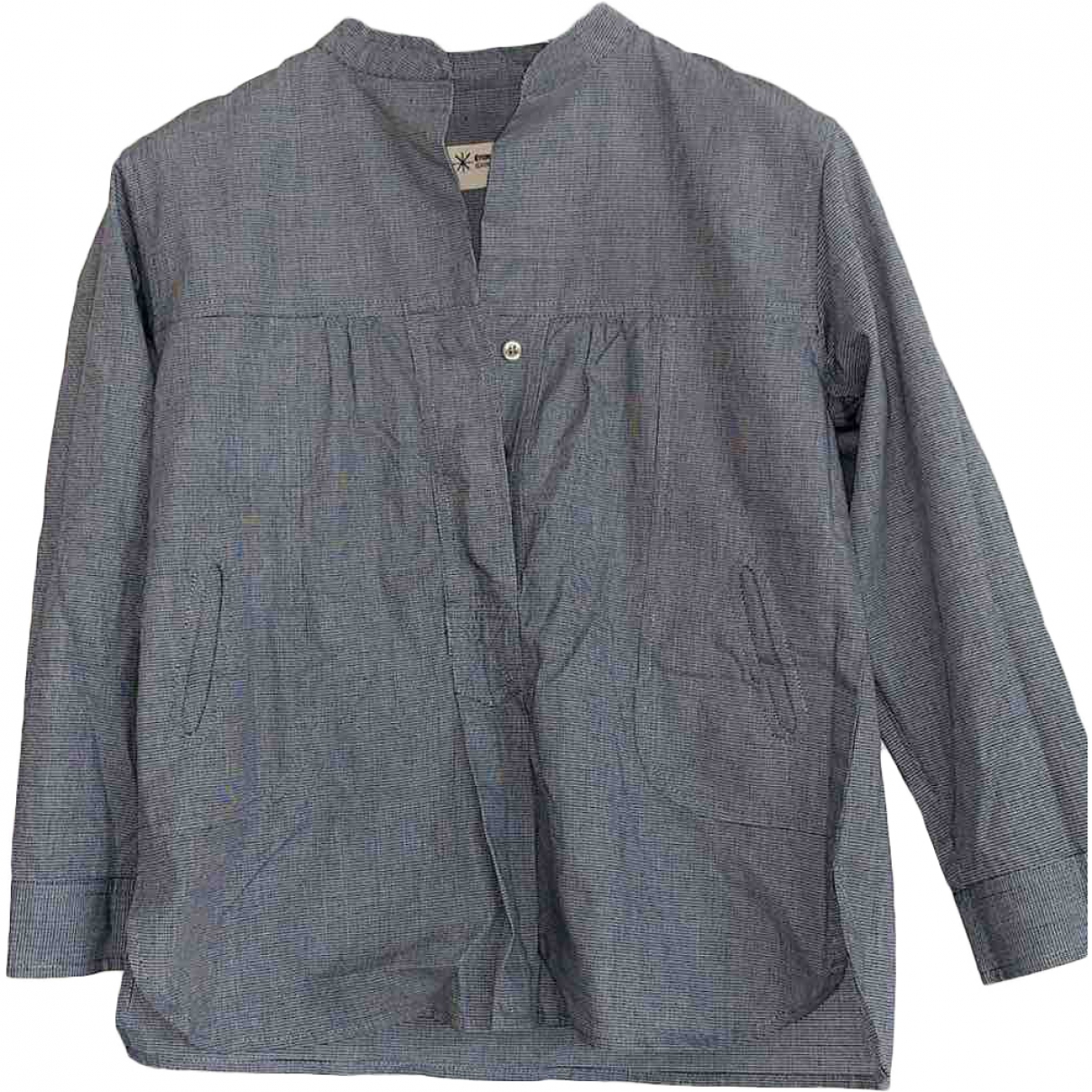 Isabel Marant Etoile \N Grey Cotton  top for Kids 6 years - up to 114cm FR