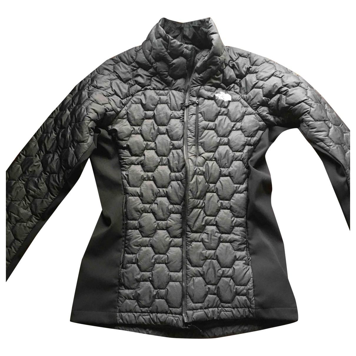 The North Face \N Black coat for Women S International