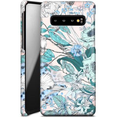 Samsung Galaxy S10 Smartphone Huelle - Make Me Blush von Stephanie Breeze