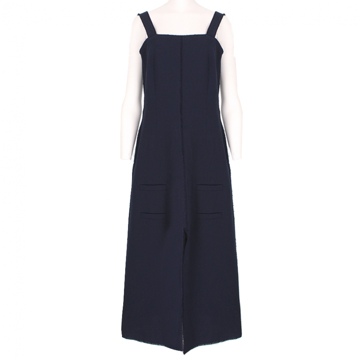 J.w. Anderson \N Navy Wool dress for Women 10 UK