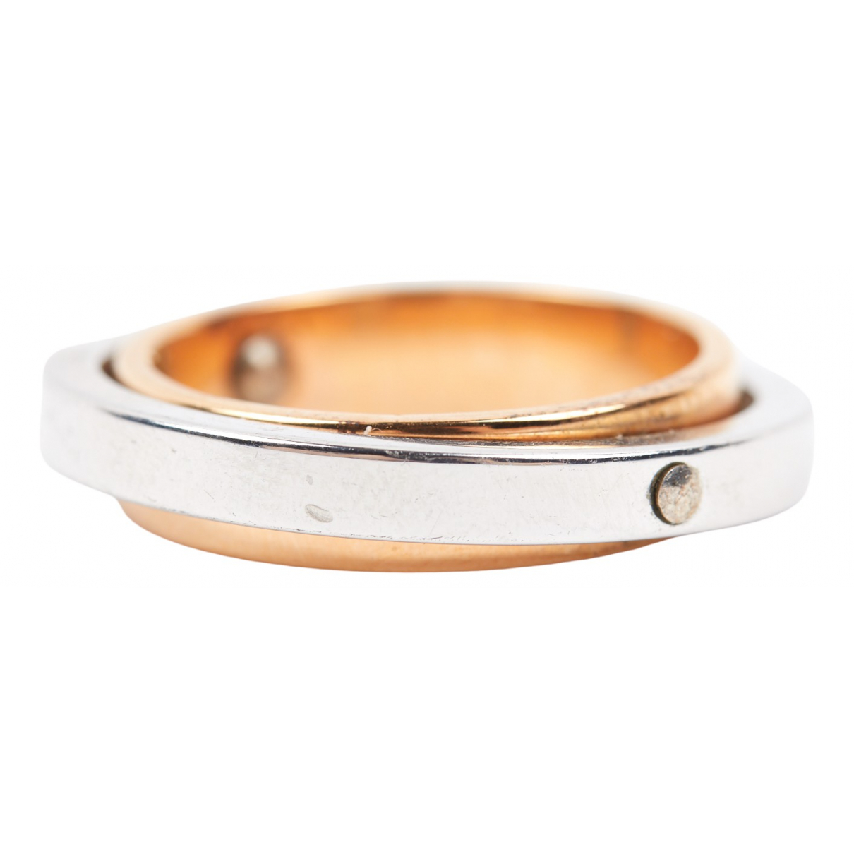 Non Signé / Unsigned \N Silver Silver ring for Women 55 EU