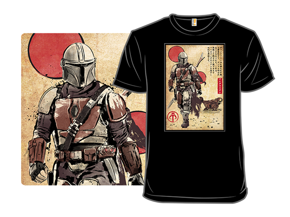 The Way Of Bounty Hunters T Shirt
