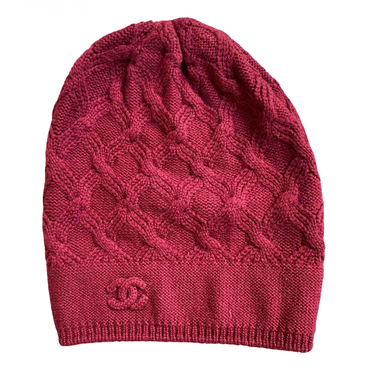Chanel \N Red Cashmere hat for Women S International
