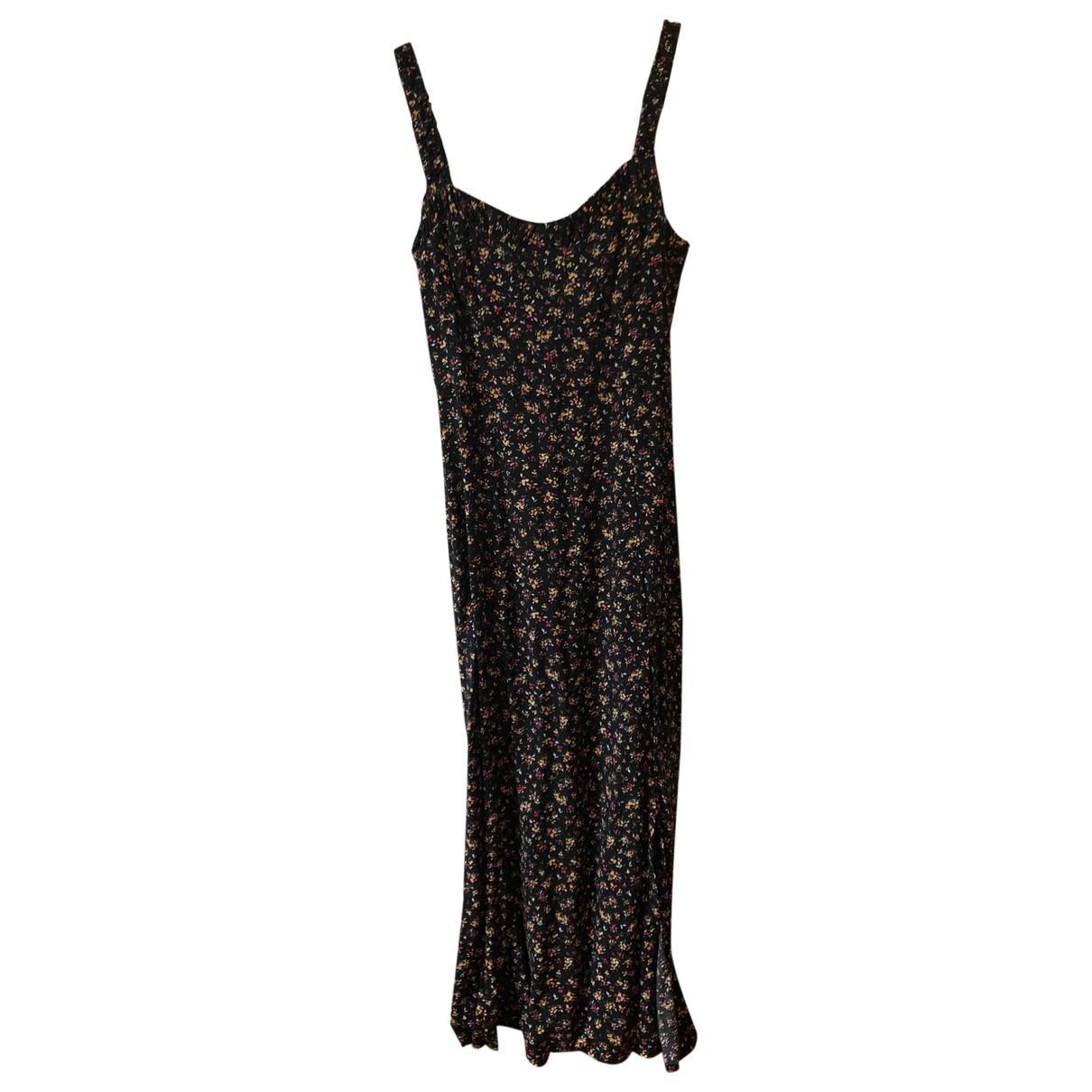 Zara \N Navy Cotton dress for Women XS International