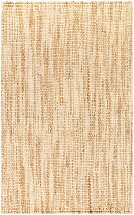JS1001-58 5' x 8' Rug  in Wheat and