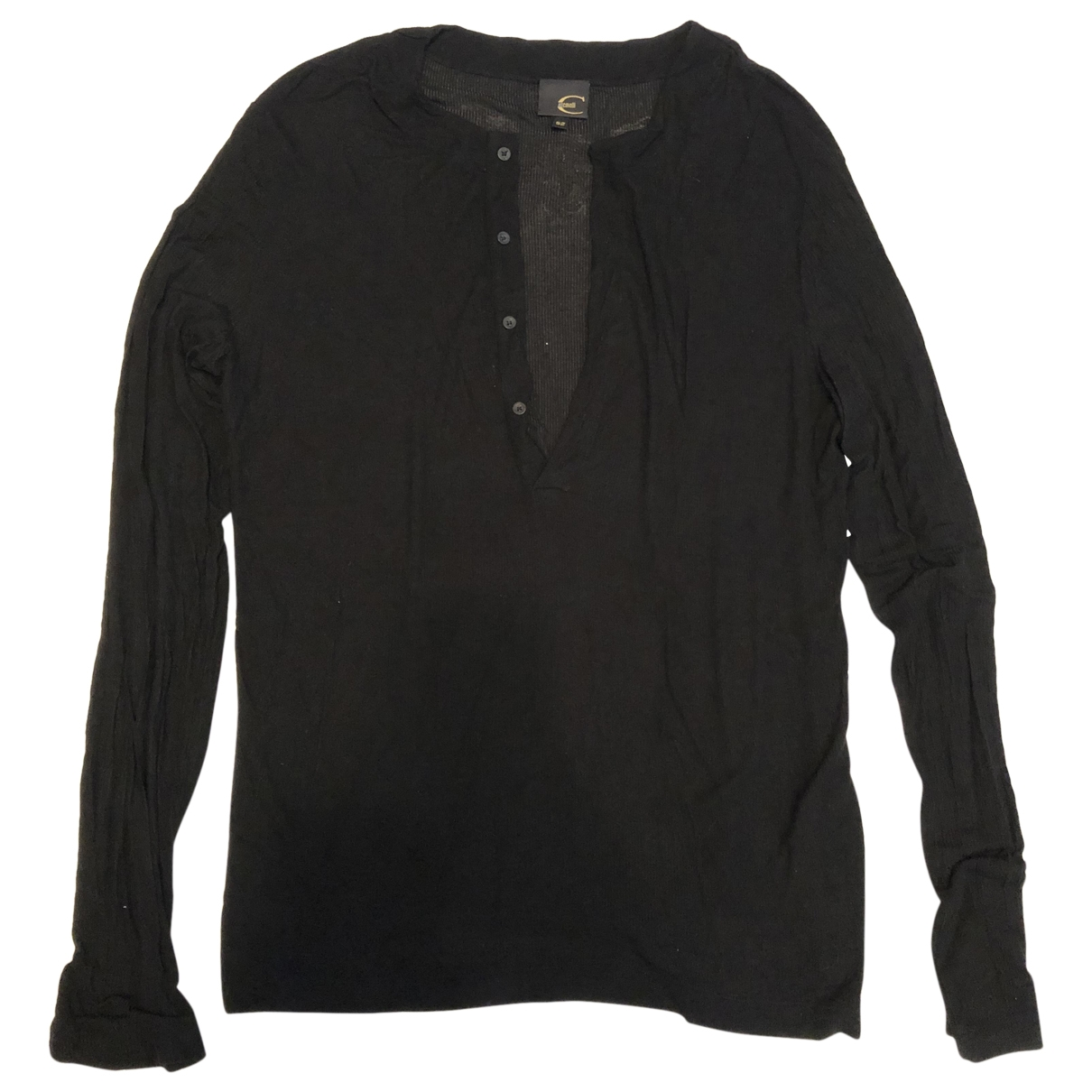 Roberto Cavalli \N Black Knitwear & Sweatshirts for Men 52 IT