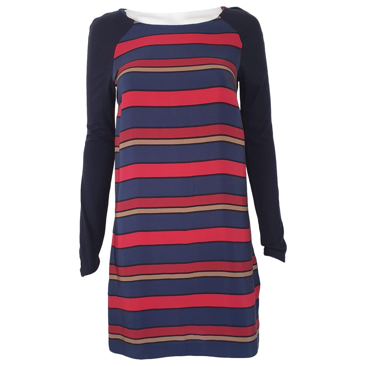 Maje \N Multicolour Silk dress for Women S International