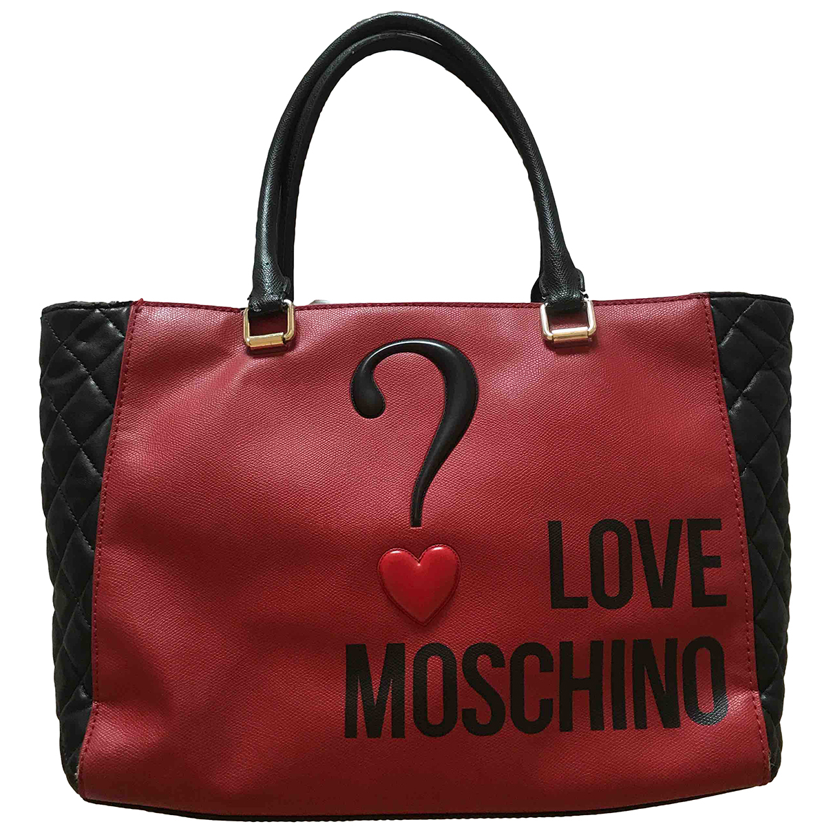 Moschino Love - Sac a main   pour femme - rouge