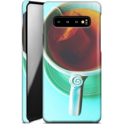Samsung Galaxy S10 Smartphone Huelle - Morning von Joy StClaire