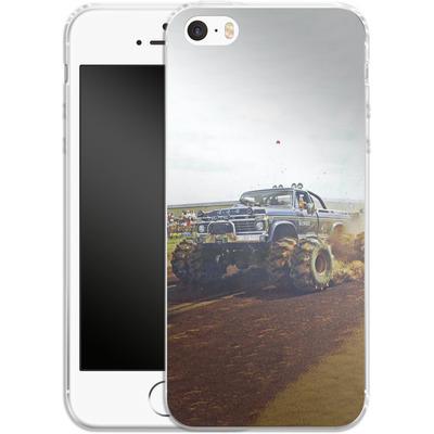 Apple iPhone 5s Silikon Handyhuelle - Off Road von Bigfoot 4x4