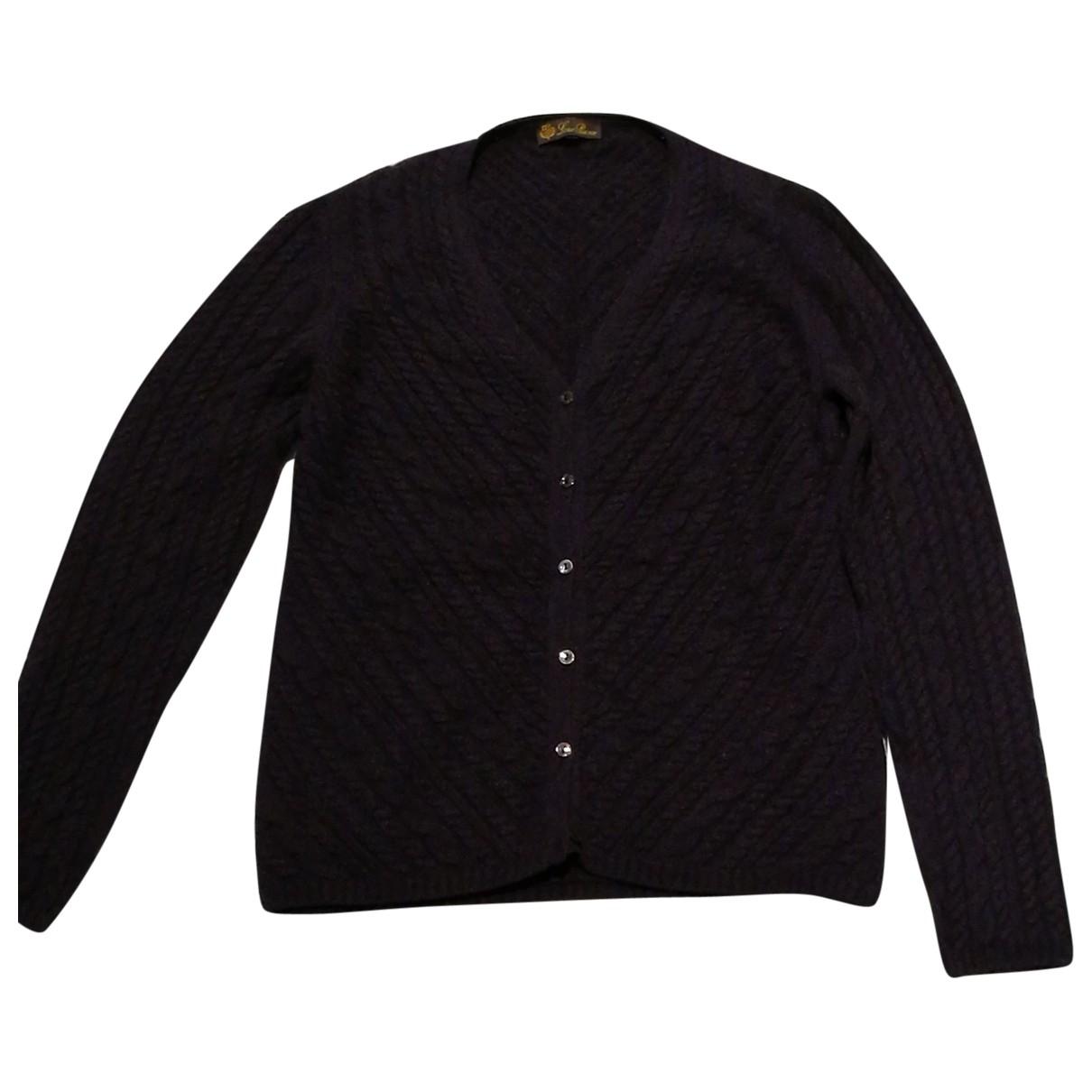 Loro Piana \N Purple Cashmere Knitwear for Women 50 IT