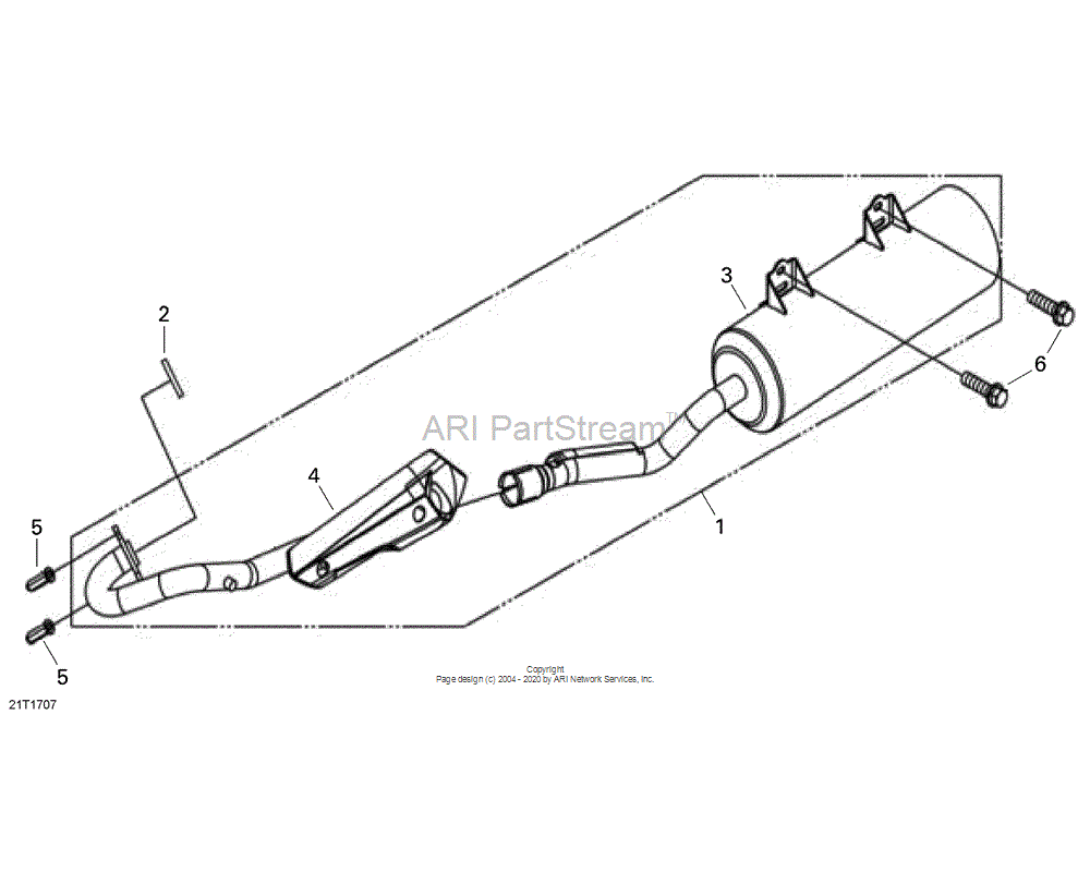 Can-AM OEM Muffler Clamp 37MM   North America