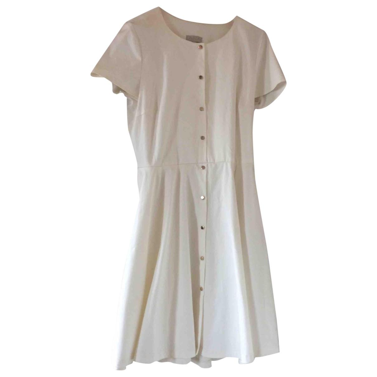 Pablo \N White Cotton dress for Women 40 FR