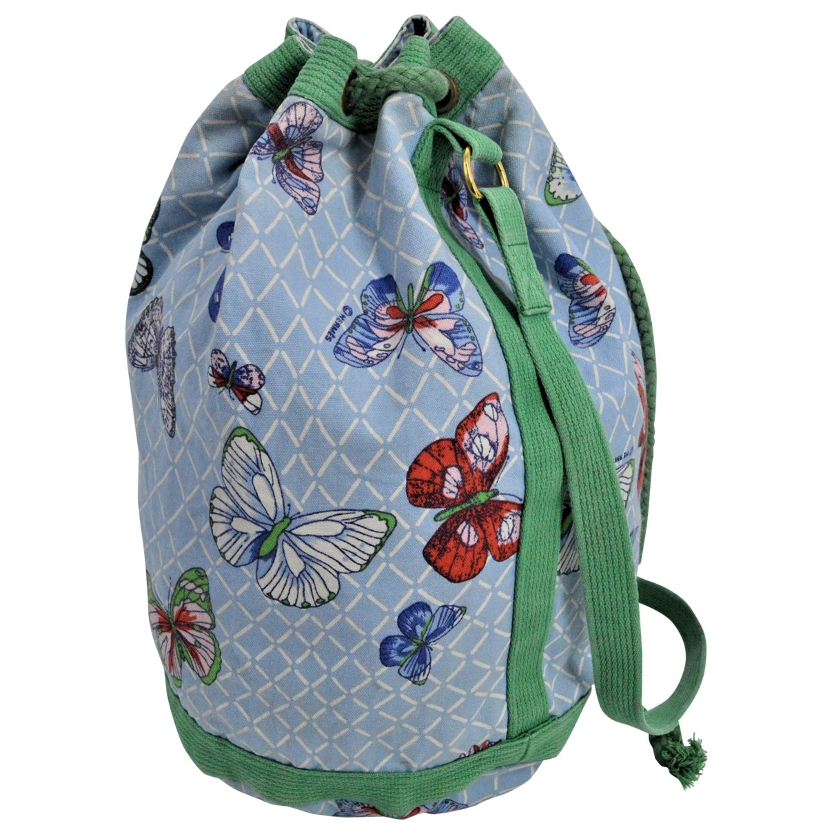 Hermès \N Multicolour Cotton backpack for Women \N