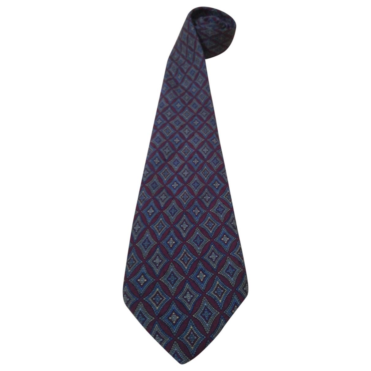 Christian Dior - Cravates   pour homme en soie - multicolore