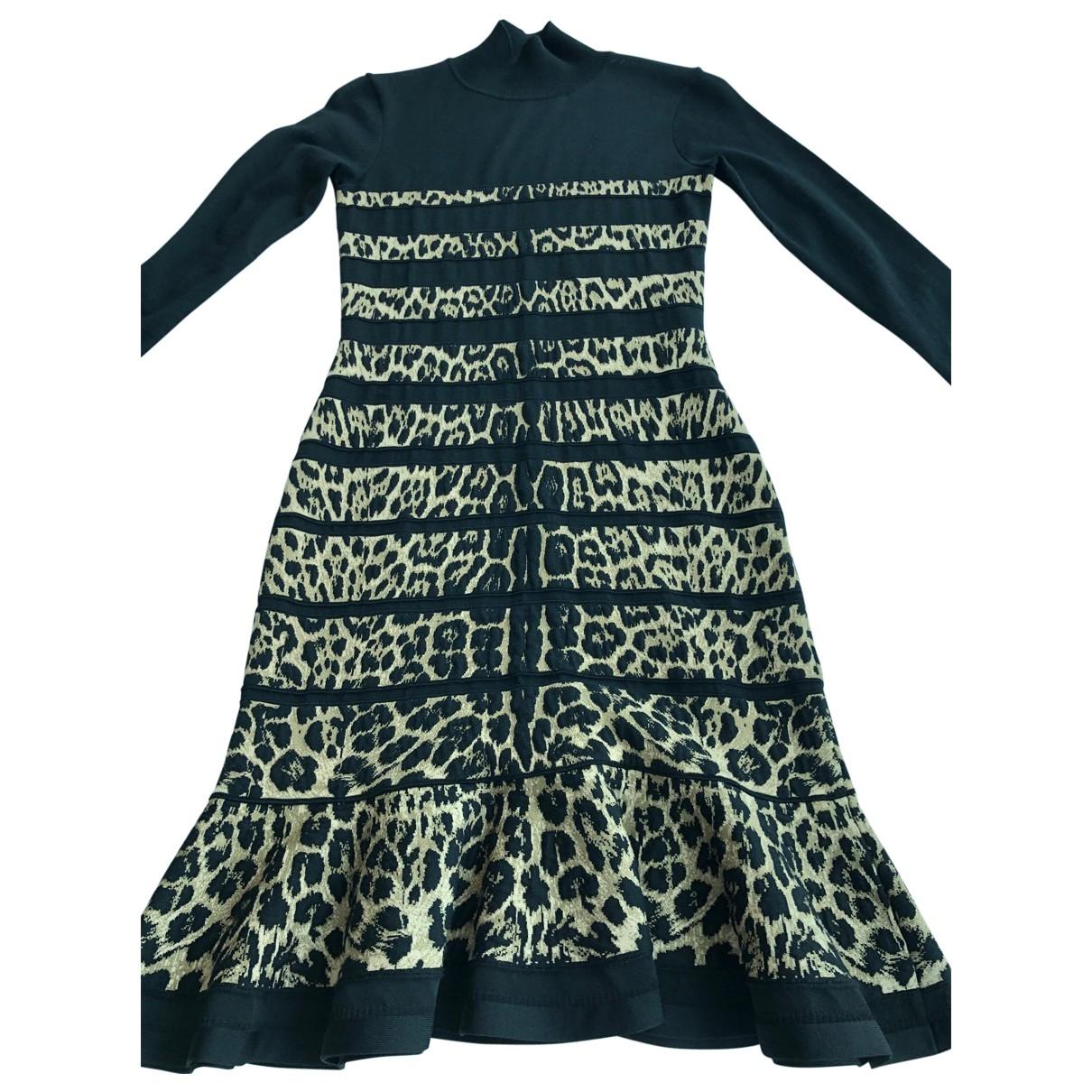 Just Cavalli \N Wool dress for Women 40 IT