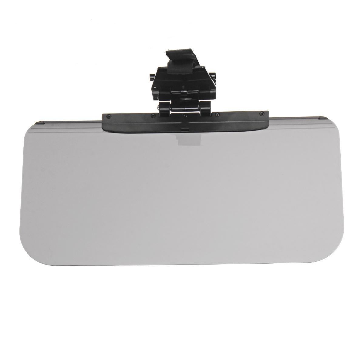Car Big Screen and HD Vision Night Vision Shield Goggles Car Window Sunshade Curtain Adjustable Board