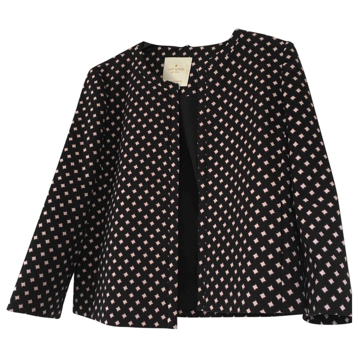 Kate Spade \N Black jacket for Women 10 US